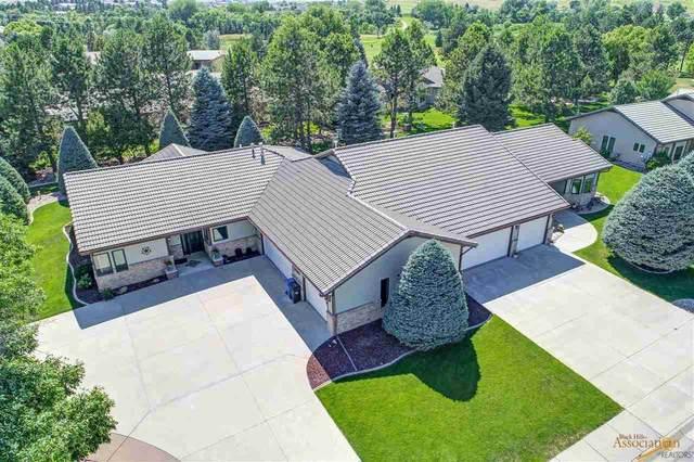 3733 Mulligan Ct, Rapid City, SD 57703 (MLS #150589) :: Dupont Real Estate Inc.
