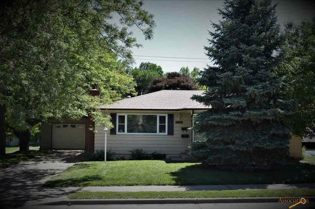 4009 W Chicago, Rapid City, SD 57702 (MLS #150645) :: Black Hills SD Realty