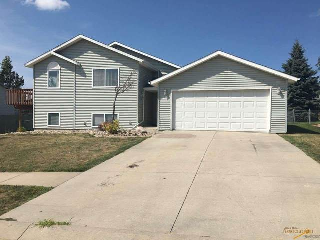 4972 Hansen Ln, Rapid City, SD 57703 (MLS #150660) :: VIP Properties