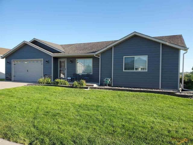 244 Ruhe Lane, Box Elder, SD 57719 (MLS #150696) :: Heidrich Real Estate Team