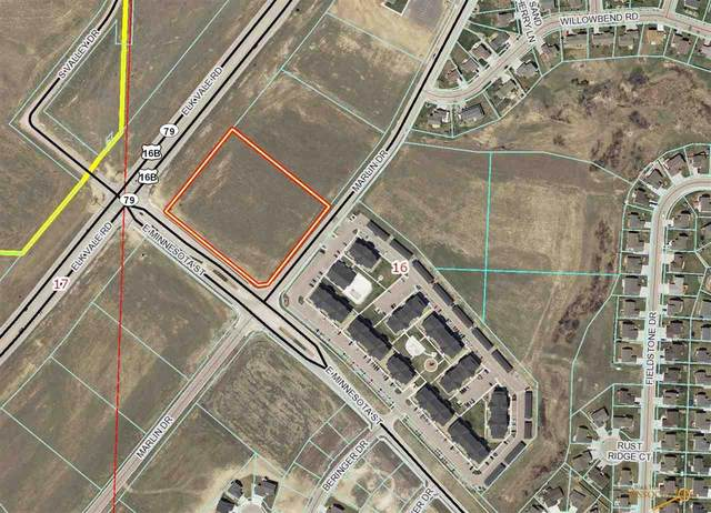 Lot 1 Elk Vale Rd, Rapid City, SD 57703 (MLS #150719) :: Dupont Real Estate Inc.