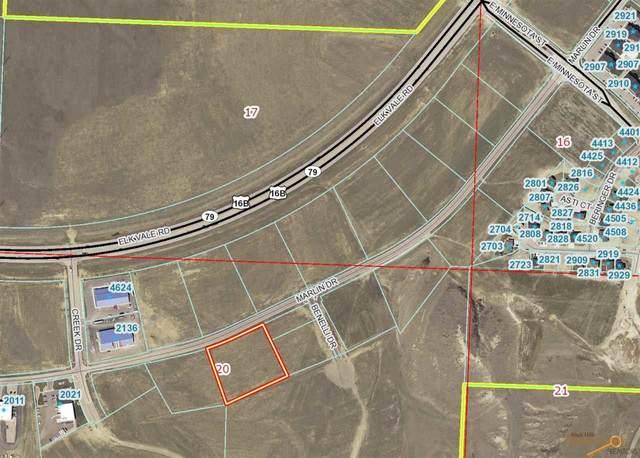 2325 Marlin Dr, Rapid City, SD 57703 (MLS #150722) :: Dupont Real Estate Inc.