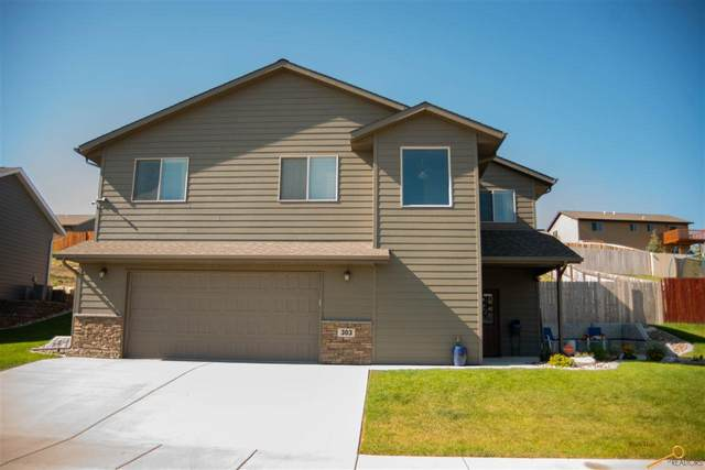 303 Eli Dr, Rapid City, SD 57701 (MLS #150841) :: Christians Team Real Estate, Inc.