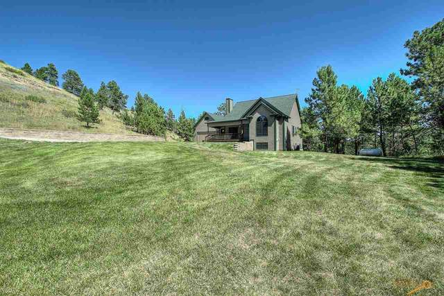 4155 Lofty Pines Rd, Piedmont, SD 57769 (MLS #150867) :: Heidrich Real Estate Team