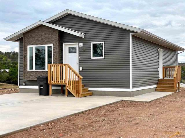 2120 Canton, Hot Springs, SD 57747 (MLS #151014) :: Black Hills SD Realty
