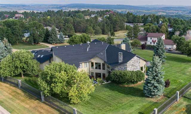 4908 Carriage Hills Dr, Rapid City, SD 57702 (MLS #151028) :: Dupont Real Estate Inc.