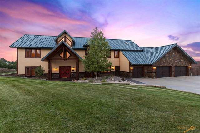 4911 Enchanted Pines Dr, Rapid City, SD 57701 (MLS #151083) :: Black Hills SD Realty