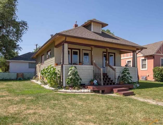 403 Columbus, Rapid City, SD 57701 (MLS #151115) :: Dupont Real Estate Inc.