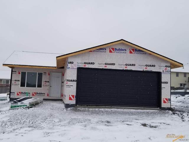 5249 Coal Bank Dr, Rapid City, SD 57701 (MLS #151237) :: Heidrich Real Estate Team