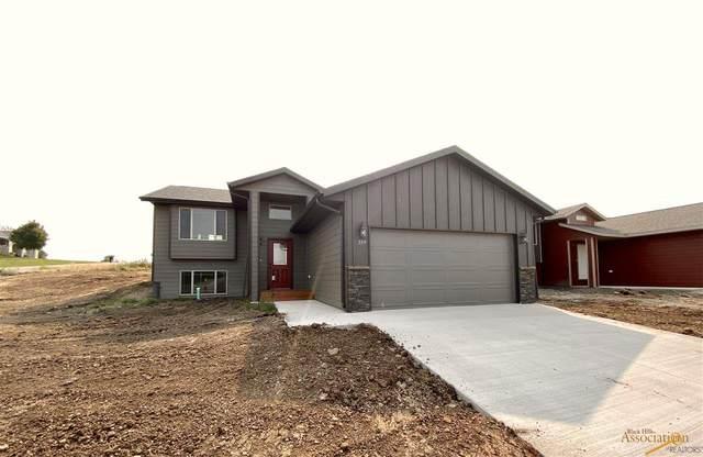 657 Rachel Ln, Box Elder, SD 57719 (MLS #151242) :: Dupont Real Estate Inc.