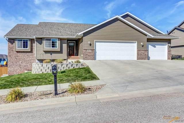 3012 Motherlode Dr, Rapid City, SD 57702 (MLS #151277) :: VIP Properties