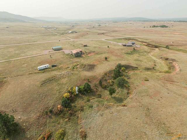 27109 Pine Tree Dr, Hot Springs, SD 57747 (MLS #151355) :: Black Hills SD Realty