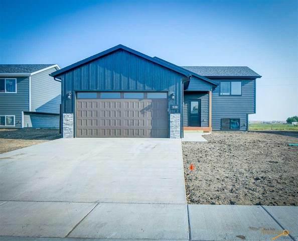 1115 Lennon Lane, Rapid City, SD 57701 (MLS #151442) :: Black Hills SD Realty