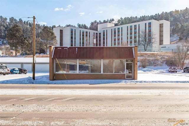 1018 Jackson Blvd, Rapid City, SD 57702 (MLS #151533) :: Christians Team Real Estate, Inc.