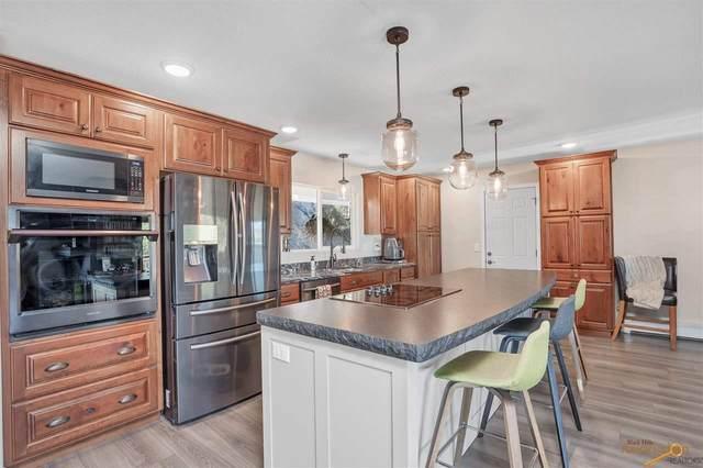 4310 Cliff Dr, Rapid City, SD 57702 (MLS #151551) :: Heidrich Real Estate Team