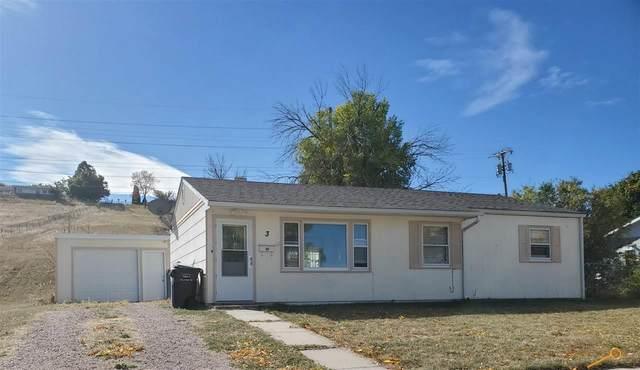 3 Indiana, Rapid City, SD 57701 (MLS #151580) :: Heidrich Real Estate Team