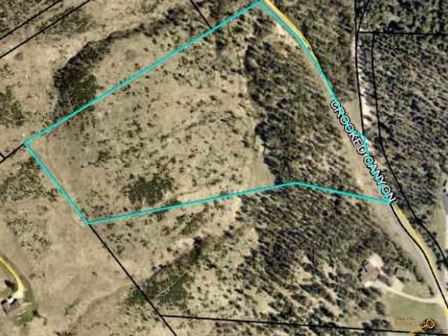 TBD Crooked Canyon Rd, Black Hawk, SD 57718 (MLS #151729) :: Heidrich Real Estate Team