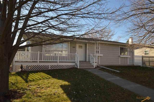 4011 Mary Dr, Rapid City, SD 57702 (MLS #152004) :: Black Hills SD Realty