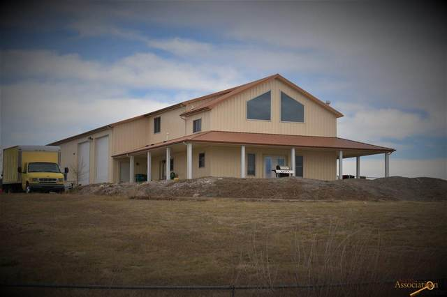 3700 143RD AVE, Rapid City, SD 57701 (MLS #152025) :: Heidrich Real Estate Team