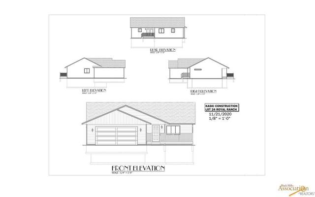 21930 Royal Run, Box Elder, SD 57719 (MLS #152103) :: Daneen Jacquot Kulmala & Steve Kulmala