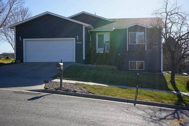 1027 Park Hill Dr, Rapid City, SD 57701 (MLS #152174) :: Black Hills SD Realty