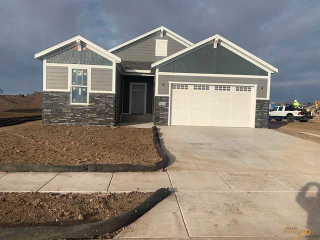 3412 Jim St, Rapid City, SD 57703 (MLS #152201) :: Daneen Jacquot Kulmala & Steve Kulmala