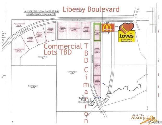 Lot 1 Liberty, Box Elder, SD 57719 (MLS #152243) :: Black Hills SD Realty