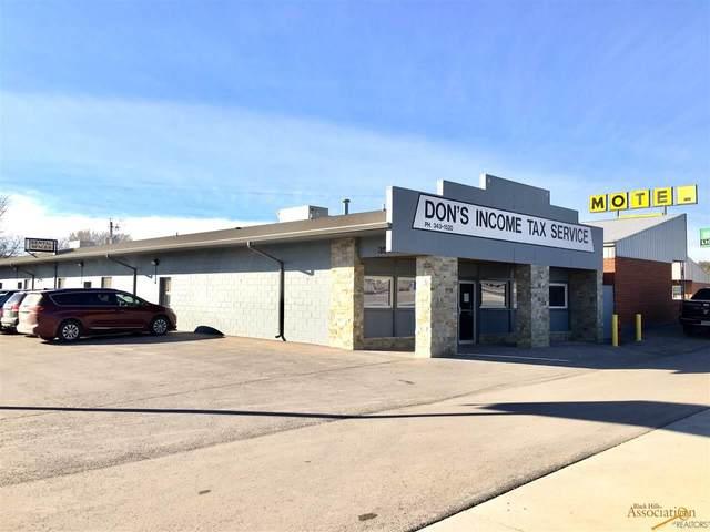 3535 Sturgis Rd, Rapid City, SD 57702 (MLS #152314) :: VIP Properties