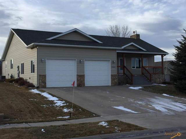 2315 5TH AVE, Spearfish, SD 57783 (MLS #152585) :: Dupont Real Estate Inc.