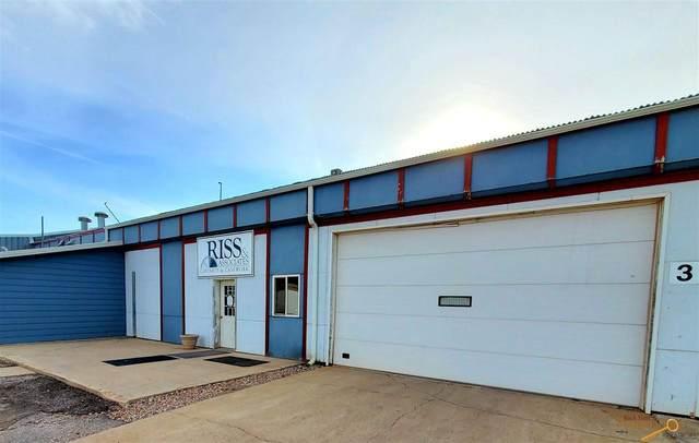 5001 Api Rd, Black Hawk, SD 57718 (MLS #152598) :: Heidrich Real Estate Team