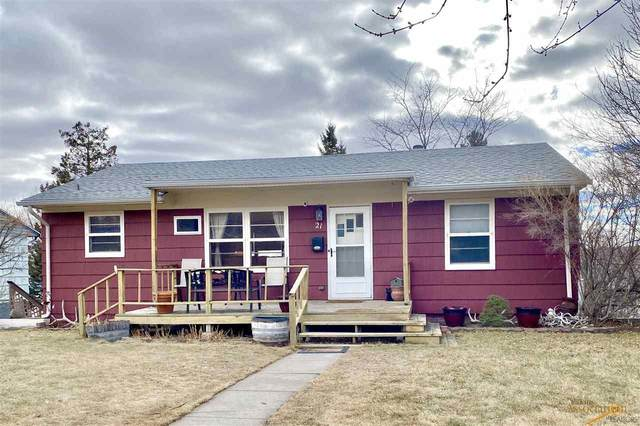 21 St Charles, Rapid City, SD 57701 (MLS #152632) :: Christians Team Real Estate, Inc.