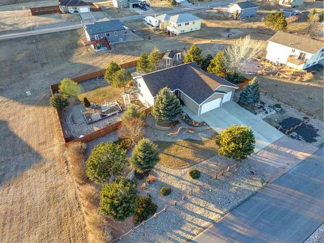 22991 Morninglight Dr, Rapid City, SD 57703 (MLS #152685) :: VIP Properties