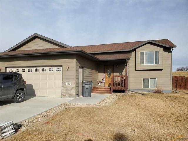 452 Pershing St, Box Elder, SD 57719 (MLS #152690) :: VIP Properties