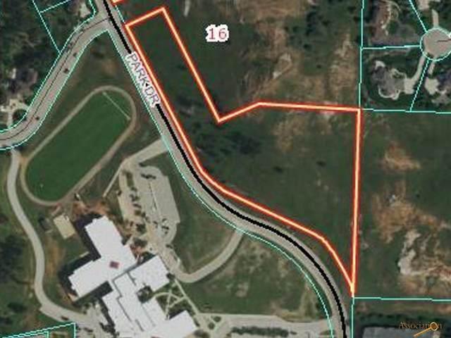 TBD Park Dr, Rapid City, SD 57702 (MLS #152761) :: Dupont Real Estate Inc.