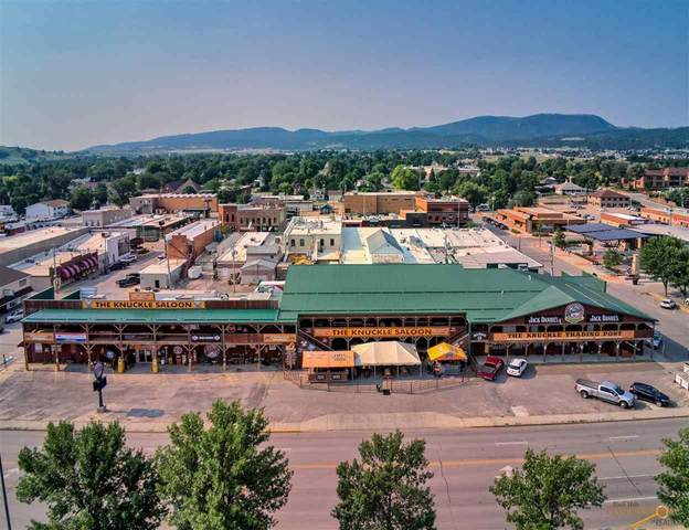 931 1ST, Sturgis, SD 57785 (MLS #152825) :: Dupont Real Estate Inc.