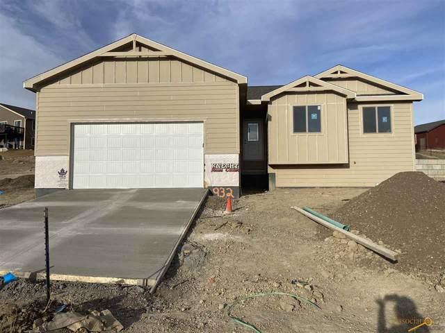 932 Bar Five Ranch Rd, Rapid City, SD 57703 (MLS #152851) :: Christians Team Real Estate, Inc.