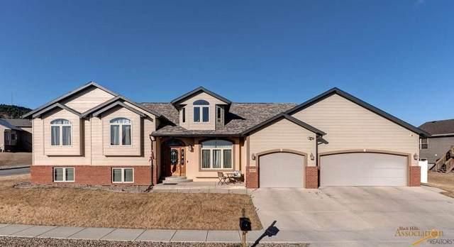 3517 Brook Dr, Rapid City, SD 57701 (MLS #152878) :: VIP Properties