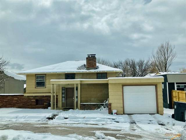 3411 W Main, Rapid City, SD 57702 (MLS #153474) :: Dupont Real Estate Inc.