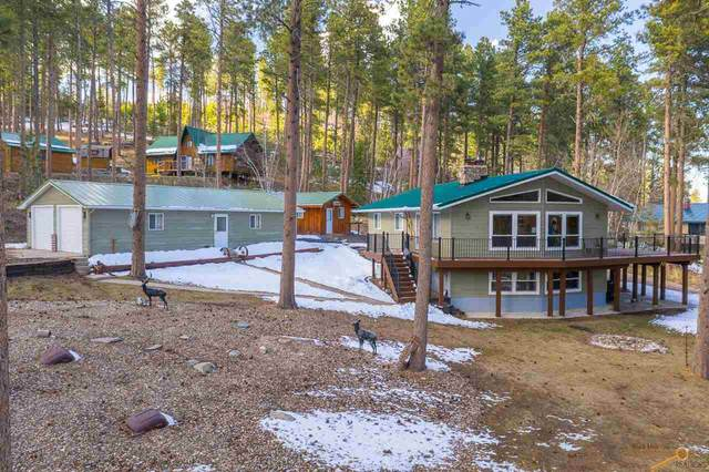 21434 Whitetail Dr, Lead, SD 57754 (MLS #153661) :: Black Hills SD Realty