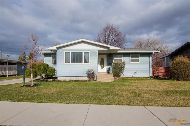 4520 Wentworth Dr, Rapid City, SD 57702 (MLS #153666) :: Christians Team Real Estate, Inc.