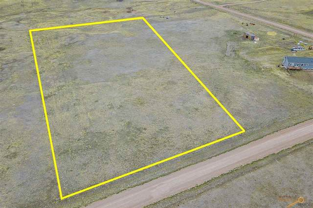 TBD Antelope Creek Rd, Box Elder, SD 57719 (MLS #153683) :: Daneen Jacquot Kulmala & Steve Kulmala