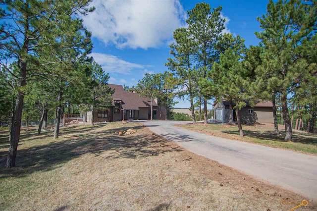 11835 Sundance Rd, Hot Springs, SD 57747 (MLS #153702) :: Christians Team Real Estate, Inc.