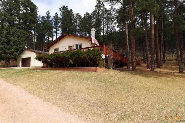 22878 Pine Meadows Ct, Rapid City, SD 57702 (MLS #153735) :: Black Hills SD Realty
