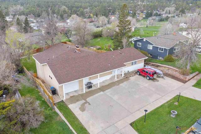 4915 South Canyon Rd, Rapid City, SD 57701 (MLS #154095) :: Dupont Real Estate Inc.