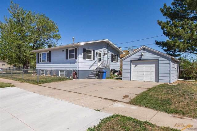 702 Haines Ave, Rapid City, SD 57701 (MLS #154340) :: Dupont Real Estate Inc.