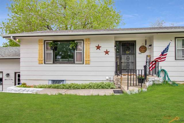 1503 Morningside Dr, Rapid City, SD 57701 (MLS #154350) :: Dupont Real Estate Inc.