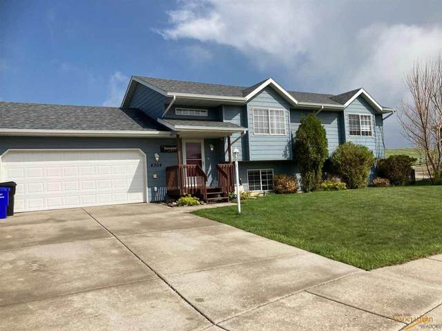 4304 Titan Dr, Rapid City, SD 57701 (MLS #154352) :: Dupont Real Estate Inc.