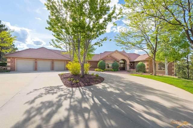 5321 Carriage Hills Dr, Rapid City, SD 57702 (MLS #154482) :: Heidrich Real Estate Team