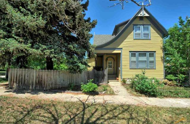1030 Clark, Rapid City, SD 57701 (MLS #154587) :: Dupont Real Estate Inc.