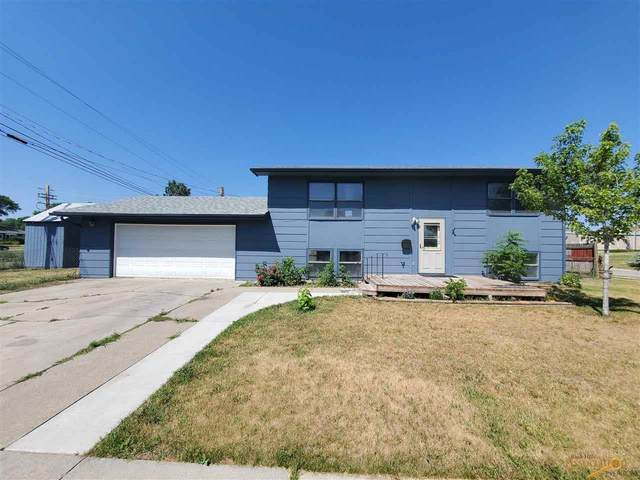 2011 Hoefer Ave, Rapid City, SD 57701 (MLS #154677) :: Heidrich Real Estate Team